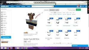 Making Outfits Website How To Make Your Own Outfit On Roblox Youtube