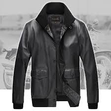 get ations fordring first layer of leather men s machine wagon jacketå¼ ä world war ii