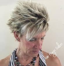 Spike Hair Style For Women 80 classy and simple short hairstyles for women over 50 page 27 7828 by wearticles.com