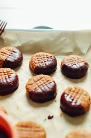 Baking With Smart Balance Light 3 Ingredient No Bake Peanut Butter Cookies