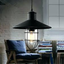 rustic hanging lamps pendant lighting light industrial lights vintage led warehouse fixture