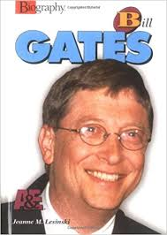 Bill Gates (Biography (Lerner Hardcover)): Jeanne M. Lesinski ...