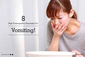 8 Best Homeopathic Remedies For Vomiting! - By Dr. Archana Agarwal ...