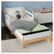 modern toddler bed. Exellent Bed Little Modern Toddler Bed To E