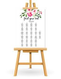 001 Template Ideas 706280 Seatingchart Diy Wedding Seating