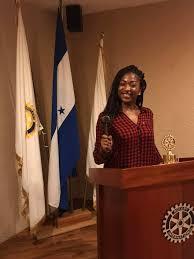 Trudy Hilton, elected president of... - Rotary Club of Roatan ...