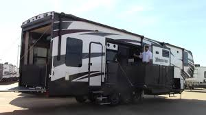 new 2017 grand design momentum 399th fifth wheel toy hauler rv holiday world of houston las cruces