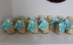 baby shower food ideas baby shower favor ideas with mason jars