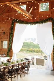 beautiful rustic wedding lights. The Elegance Of A Barn Wedding. String Lighting Overhead Uses C9 Lights With G50 Clear Bulbs. Both Available Online At Http://www.partylight\u2026 Beautiful Rustic Wedding