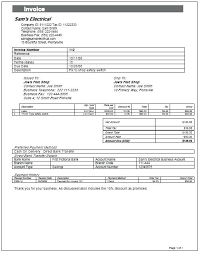 Payment History Template – Nortetic
