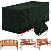 cover for benches 3 seater garden furniture tarpaulin 162 x 65 x 88cm