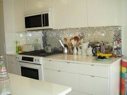 easy kitchen tip for diy mirrored kitchen backsplash mirror tiles s subscribed