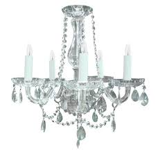 sophia 5 arm irish crystal chandelier