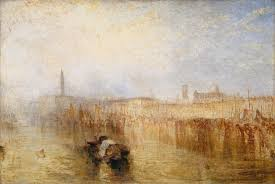 venice quay ducal palace by joseph mallord william turner 1775 1851 1844 oil on canvas 622 x 927 mm courtesy of tate britain accession no n00540