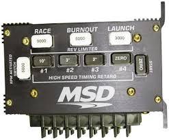 msd al ignition control system
