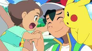 Pokémon: Ash visited Alola to meet his brother. Z Moves returned and Go  confronted Kiawe