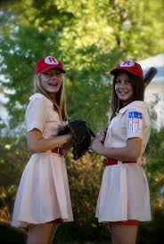 a league of their own costumes diy fall