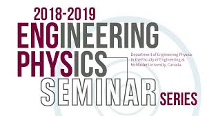 Event Series | Department of Engineering Physics