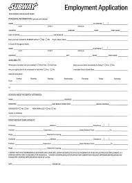 Job Applications Printable Generic Application Blank Employment Form