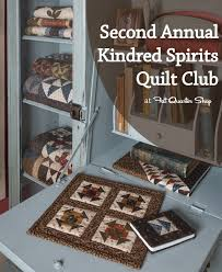 Quilt Clubs Archives - The Jolly Jabber Quilting Blog & Second Annual Kindred Spirits Quilt Club Adamdwight.com