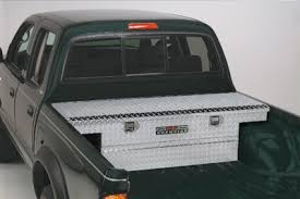 Toolbox For Pickup Chest Tool Bo Pickup Bed Truck Trailer Aluminum