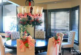 decorating your dining room. Unique Room Design Dazzle Shows You How To Decorate Your Dining Room For Christmas Intended Decorating Your Dining Room
