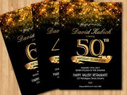 60 birthday invitations 30th 40th 50th 60th birthday invitation gold glitter birthday