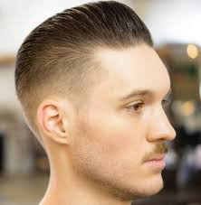 Slicked Back Hair Style 20 trendy slicked back hair styles with slick back hairstyles 1552 by stevesalt.us