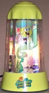 Spongebob Squarepants Lava Lamp