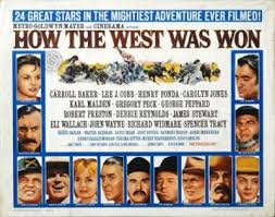 how the west was won movie. Wonderful The HowtheWestWasWonmovieposter281962 U201c To How The West Was Won Movie
