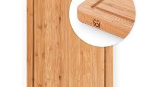 Blumtal Planche A Decouper Bois Cuisine Bambou Grande Taille 38