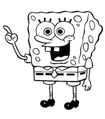 Coloring Pages: coloring page spongebob. Spongebob Sponge Out Of ...