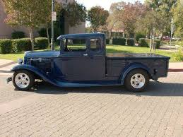 1934 Ford F-100 Extended Cab In Oakdale CA - Family Truck and Auto.com