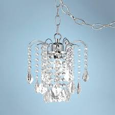 plug in crystal chandelier lightgs wall wish as well 12