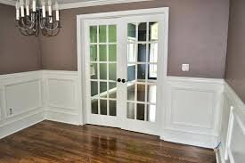 dining room french doors office. Dining Room French Doors With New Convert To Office . I
