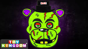 Coloring Five Nights At Freddysoloring Book Freddy Fazbear