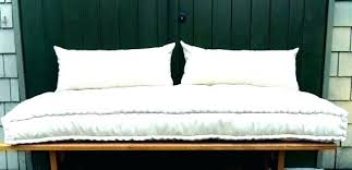 custom cushion custom ons french mattress quilting hand tufted daybed window seat outdoor custom