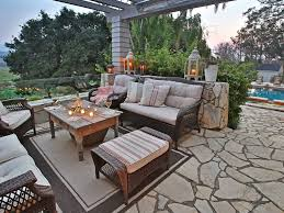 relax with a glass of wine and valley views