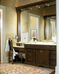 led puck light bathroom traditional with recessed lighting traditional bathroom vanities