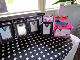 a minnie mouse 1st birthday party with twist grow gators