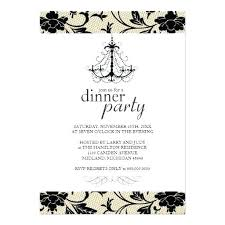 Free Dinner Party Invitation Templates Invitation To Dinner Template