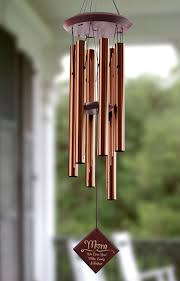 personalised wind chime gift