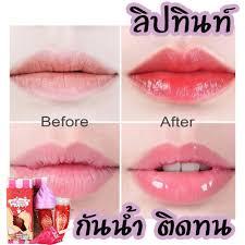 แท่งไอติม ใช้ดี กันน้ำ สีสวย Gloss แพ็คเกจ น่ารัก ลิปกลอส Lip