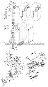 oreck xl21 600ecc vacuum parts Oreck XL Parts List Oreck Xl Motor Wiring Diagram #46