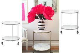 best ikea the strind side table as a marble brass marvel ikea round side table