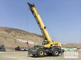 2004 Grove Rt700e Rough Terrain Crane In Sparks Nevada