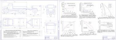 Курсовые и дипломные работы автомобили расчет устройство  Курсовой проект Расчёт автомобиля ГАЗ 33086