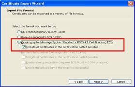 About Esg Esg Appendix C Digital Certificates