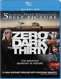 Zero Dark Thirty (Blu-ray/DVD Combo + UltraViolet Digital Copy) (2012)  [Import]: Amazon.de: DVD & Blu-ray