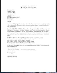 Free Resume Cover Letter Samples Best Of Employment Cover Letters Cover Letter Sample For Job Application